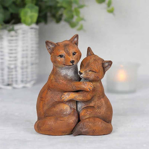 Fox Couple Ornaments - Wedding Anniversary - Valentines Gifts - Gift Shop UK