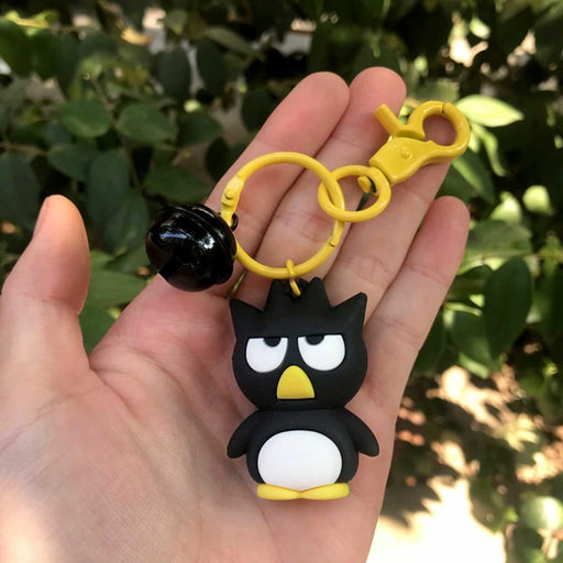 Girls Boys Cute Penguin Keyring With Bell - Gift Shop UK