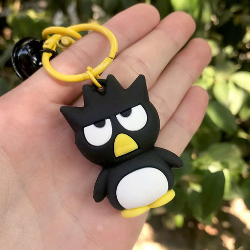 Girls Boys Cute Penguin Keyring With Bell - The Fashion Gift Shop Ltd