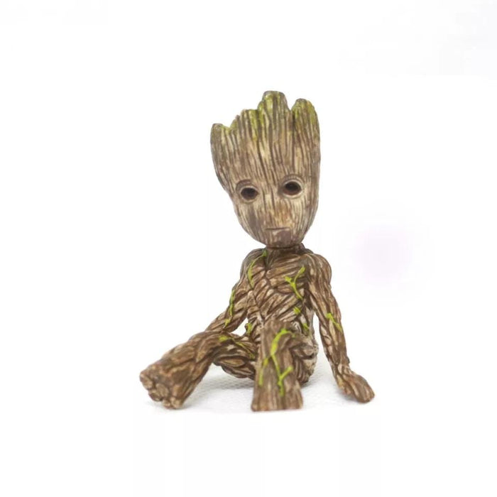 Groot Guardians Of The Galaxy Figure Small Ornaments - Gift Shop UK