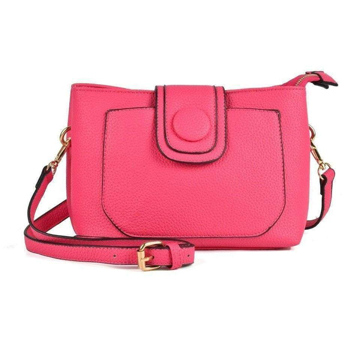 High-Quality Designer Sally Young Handbags Fashion Double Zipped Shoulder Bag - Gift Shop UK