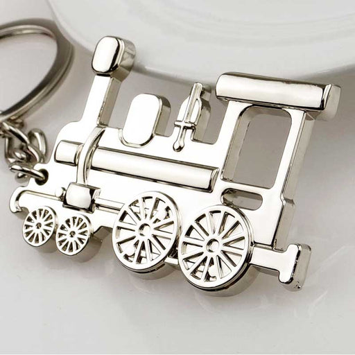 Men's Collectable Train Locomotive Keyring Gift - The Fashion Gift Shop Ltd