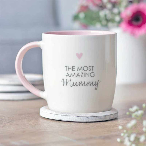 Mothers Day The Most Amazing Mummy Tea Coffee Mugs - The Fashion Gift Shop