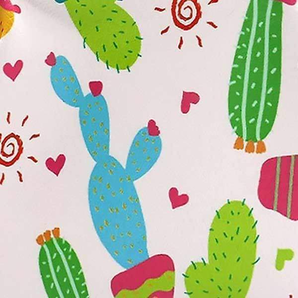 New Cactus Large Coin Purse Girls Change Wallet Money Bag Pouch - Gift Shop UK