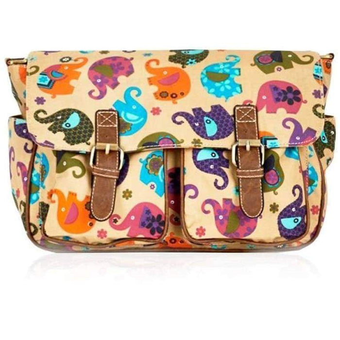 Elephant Style Satchels Crossbody Handbags - The Fashion Gift Shop