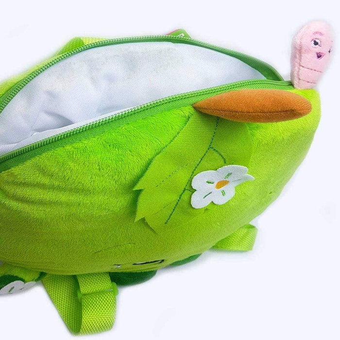 New Plush Shopkins Bag Apple Blossom Childrens Saftey Backpack Pillow Cushion - The Fashion Gift Shop Ltd