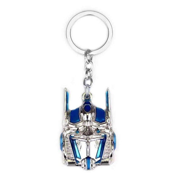 Optimus Prime Autobot Transformers Movie Metal Keyring - The Fashion Gift Shop Ltd