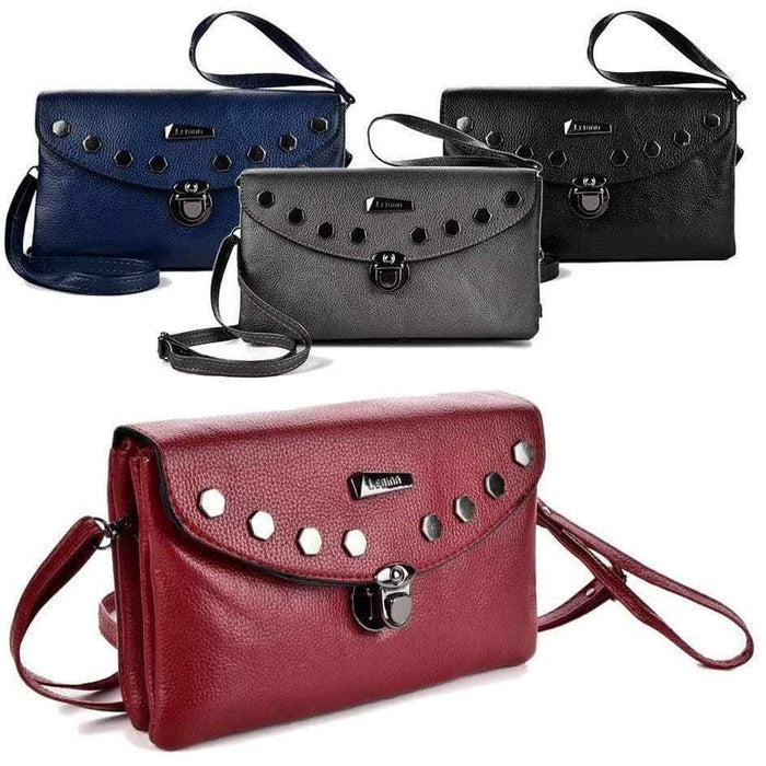 Superb Quality Womens Clutch Evening Small Handbag Ladies Shoulder Bag - Gift Shop UK