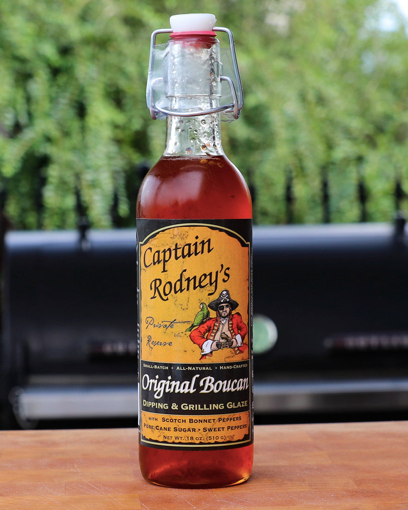 Captain Rodney's Boucan Pepper Glaze