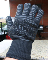 HowToBBQRight Grill Gloves