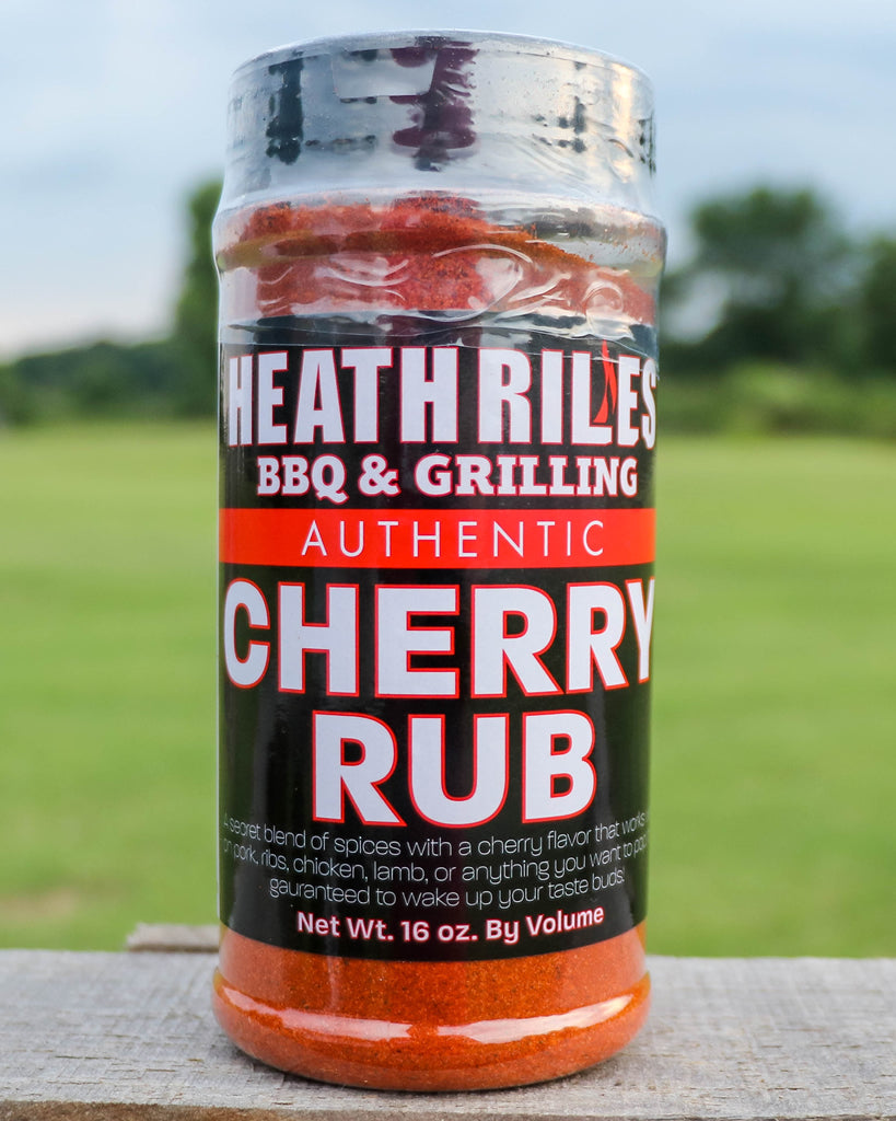 Heath Riles BBQ Cherry Rub