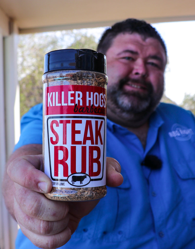 Killer Hogs Steak Rub 16oz