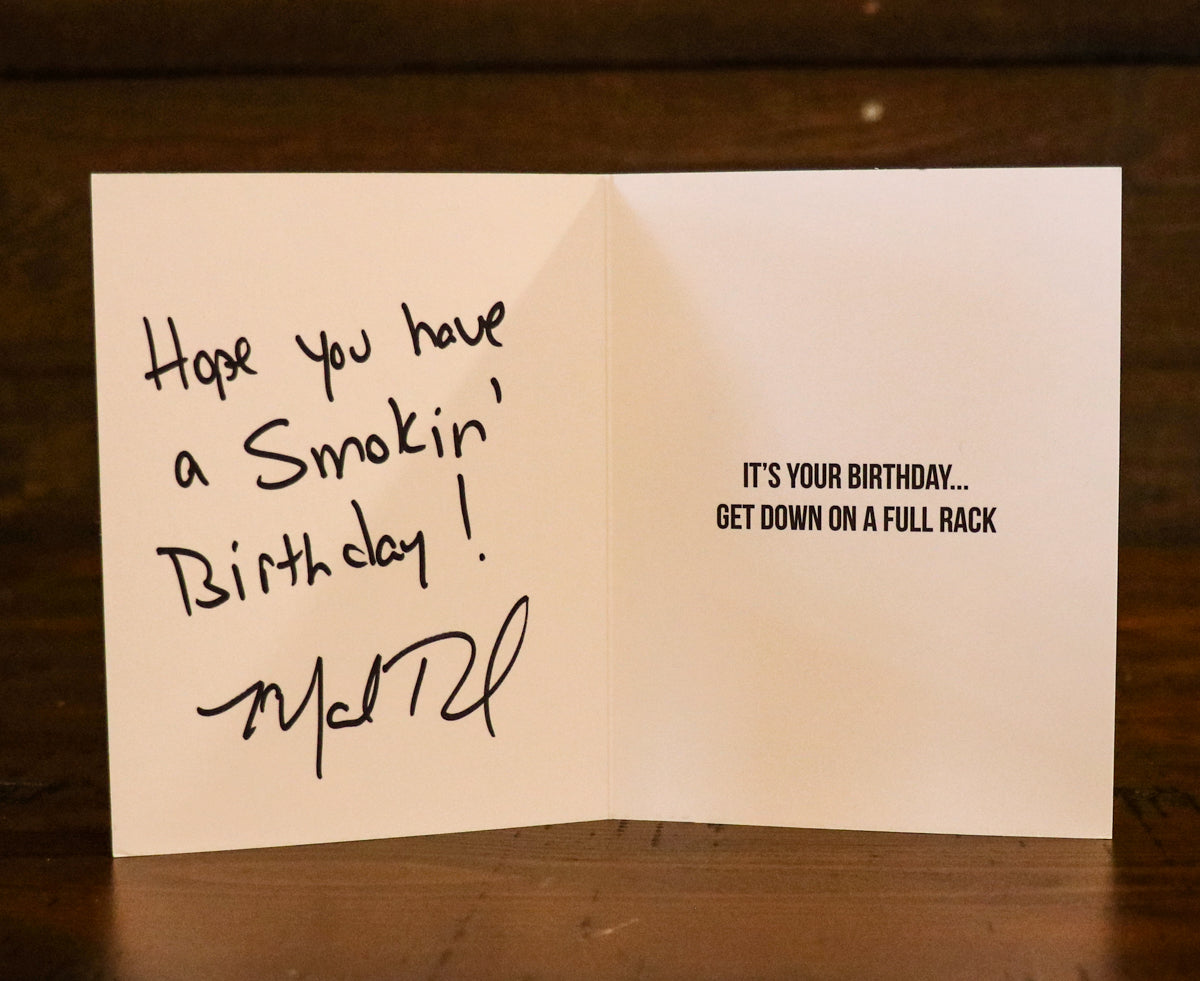 Still Smokin' Birthday Bundle