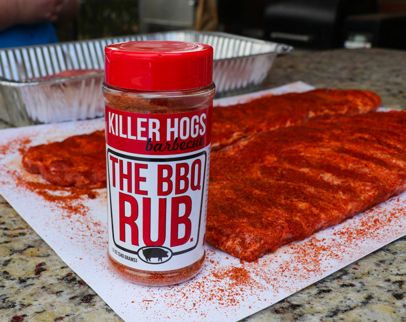 Killer Hogs The BBQ Rub.