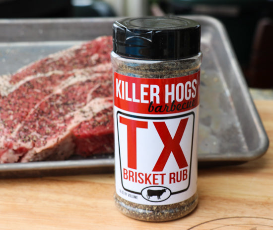 Killer Hogs TX Brisket Rub