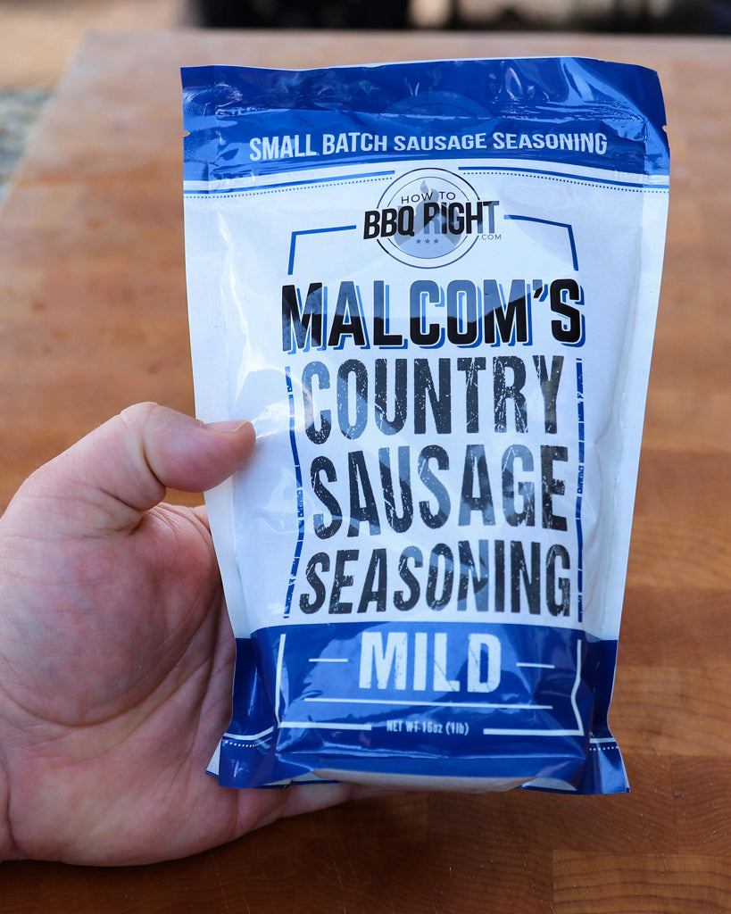 Malcom's Country Sausage Seasoning