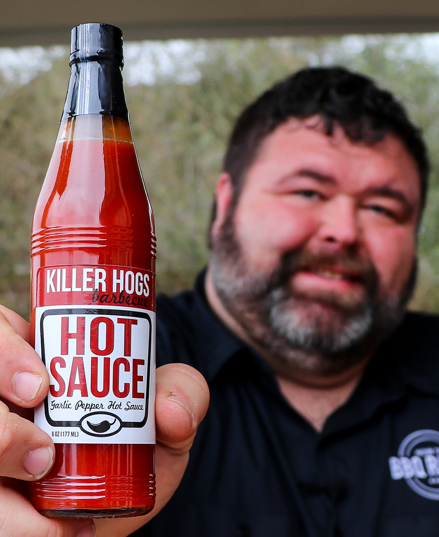 Killer Hogs Hot Sauce