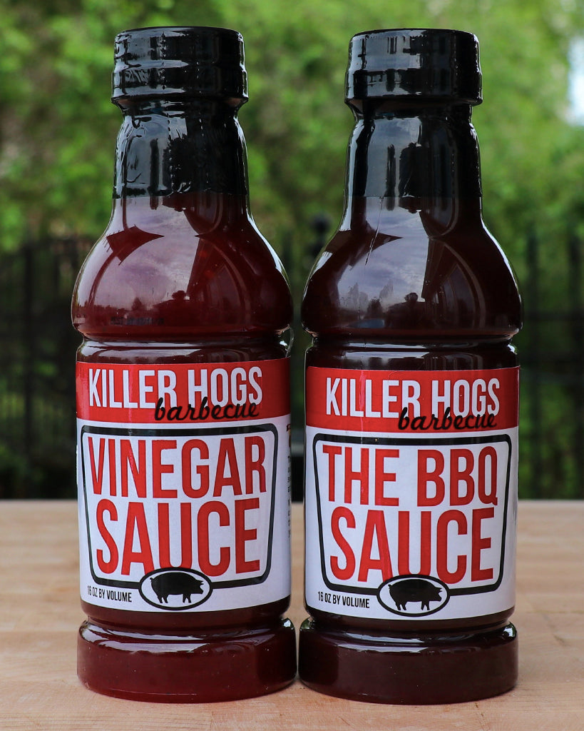 Killer Hogs Sauce Pack