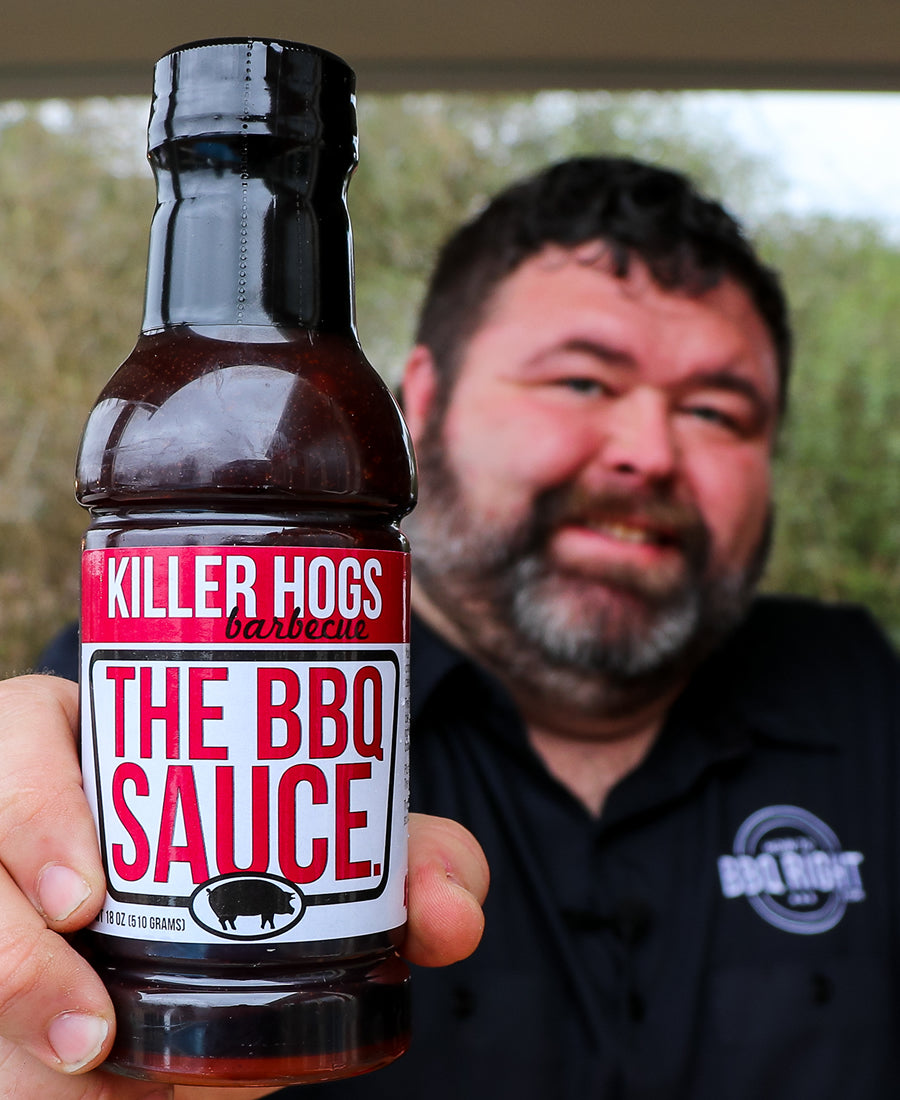 Killer Hogs The BBQ Sauce.
