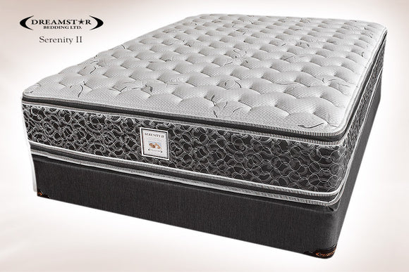 Dreamstar Serenity II - 2 sided PillowTop