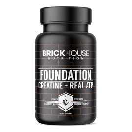 Foundation creatine and atp cellular energy and muscle pump