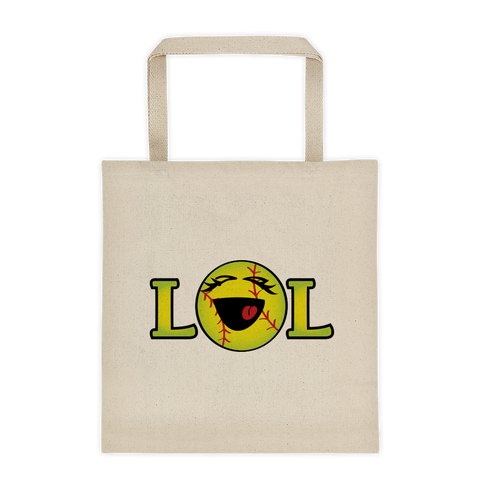 LOL Softball Sporji Tote