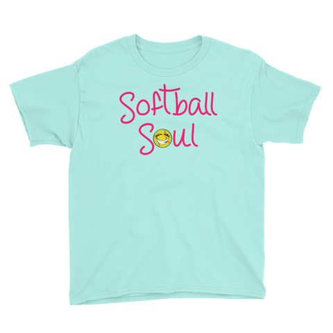 Youth Softball Soul® T-Shirt