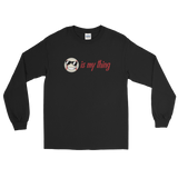 Baseball Is My Thing Long Sleeve T-Shirt