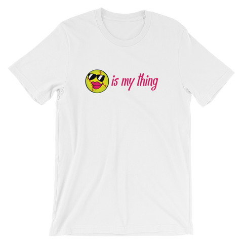 Softball Is My Thing  Unisex T-Shirt