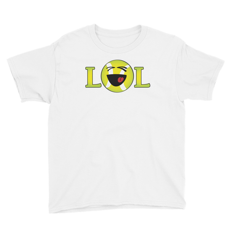 Youth Tennis LOL T-Shirt