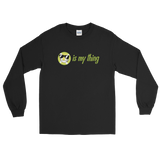 Tennis Is My Thing Long Sleeve T-Shirt