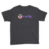 Youth Volleyball Is My Thing  T-Shirt