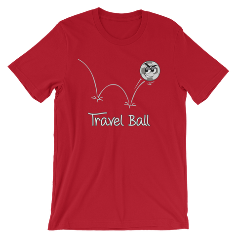 Soccer Travel Ball T-shirt