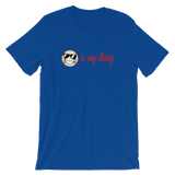 Baseball Is My Thing  Unisex T-Shirt
