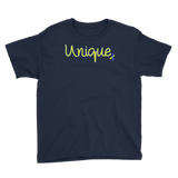 Youth Down Syndrome Unique T-Shirt