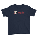 Youth Baseball Is My Thing T-Shirt