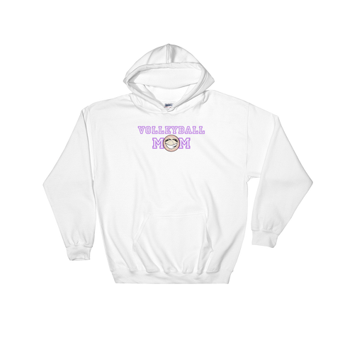 Volleyball Mom Sweatshirt Hoodie