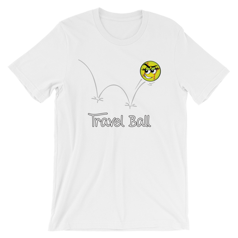Softball Travel Ball T-shirt