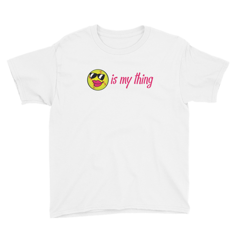 Youth Softball Is My Thing T-Shirt