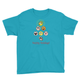 Youth Christmas Sporji  T-Shirt