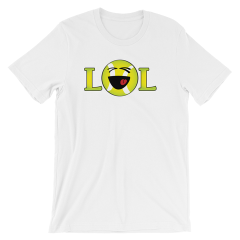 Tennis LOL Unisex T-Shirt