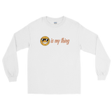 Basketball Is My Thing Long Sleeve T-Shirt