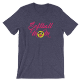 Softball Mom Script  Unisex T-Shirt