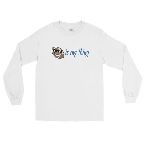 Football Is My Thing Long Sleeve T-Shirt