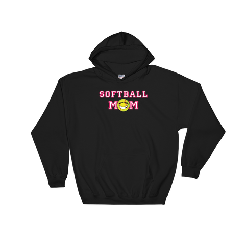 Softball Mom Sweatshirt Hoodie