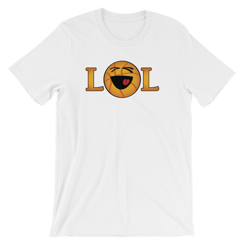 Basketball LOL Unisex T-Shirt
