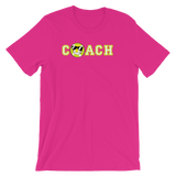 Tennis Coach Unisex T-Shirt