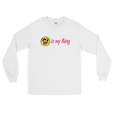 Softball Is My Thing Long Sleeve T-Shirt