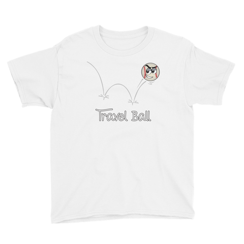 Youth Baseball Travel Ball T-shirt