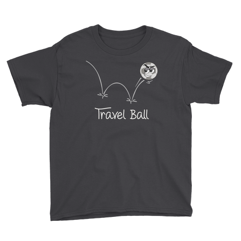 Youth Soccer Travel Ball T-shirt